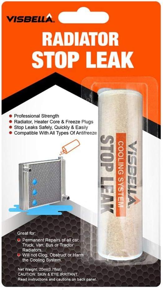 Cheap bargain Visbella Car Repair Accessories Stop OFFicial store Powder Leak Tank Water