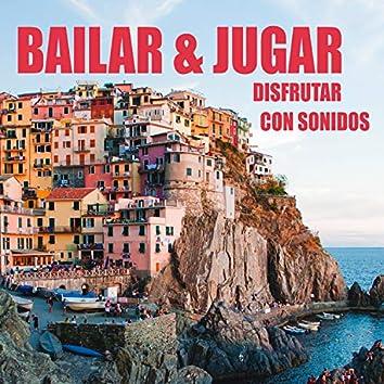 Bailar & Jugar, Disfrutar con Sonidos  - Musica Rápida para Fiestas, Sonidos Latinos para Bailar de la Noche