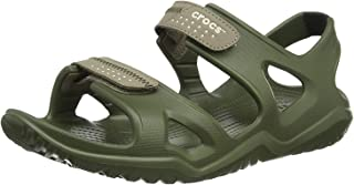 Crocs Men's Swiftwater River Sandal M