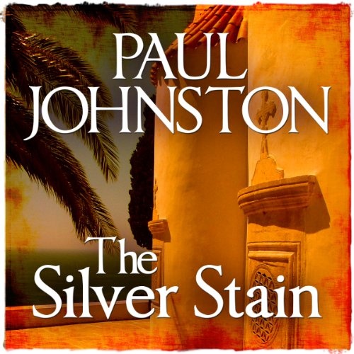 The Silver Stain audiobook cover art