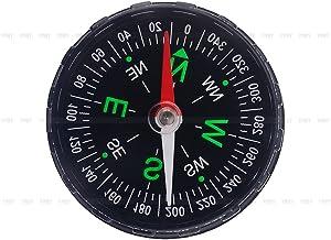 Professioneel Bussola, draagbaar, voortreffelijk professioneel kompas voor wandelen, kamperen en buitenactiviteiten