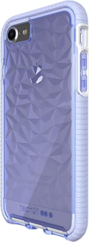 popular tech21 Evo Gem Phone Case for Apple iPhone 6/7/8/ and lowest SE (2020)- 2021 Lilac outlet sale