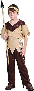 Indian Warrior Child Costume (Medium)