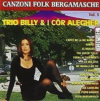 Vol. 5-Canzoni Folk Bergamasche