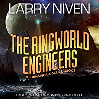 The Ringworld Engineers     The Ringworld Series, Book 2              Written by:                                                                                                                                 Larry Niven                               Narrated by:                                                                                                                                 Paul Michael Garcia                      Length: 13 hrs and 10 mins     12 ratings     Overall 4.5