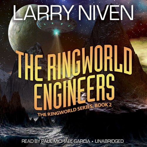 The Ringworld Engineers cover art