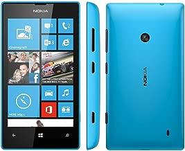 Nokia Lumia 520 Quad-Band GSM Unlocked Smartphone - Blue