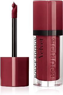 Bourjois, Rouge Edition Velvet. Liquid lipstick. 24 Dark Chérie. 6.7 ml - 0.23 fl oz