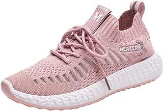 Oasisocean Sneakers for Girls Womens Sneakers Lightweight Walking Road Running Shoes Tennis Athletic Walking Sneakers