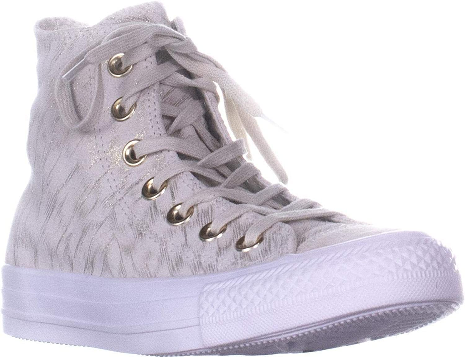 Converse Womens Metallic Suede Casual shoes