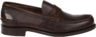 [チャーチ] メンズ EDB0039FGF0AAD ブラウン 革 布鞋