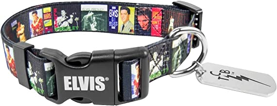 Elvis Presley Dog Collar Album Cover (M) by Crowded Coop