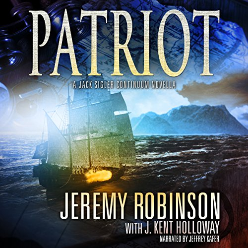 Patriot: A Jack Sigler Continuum Novella audiobook cover art