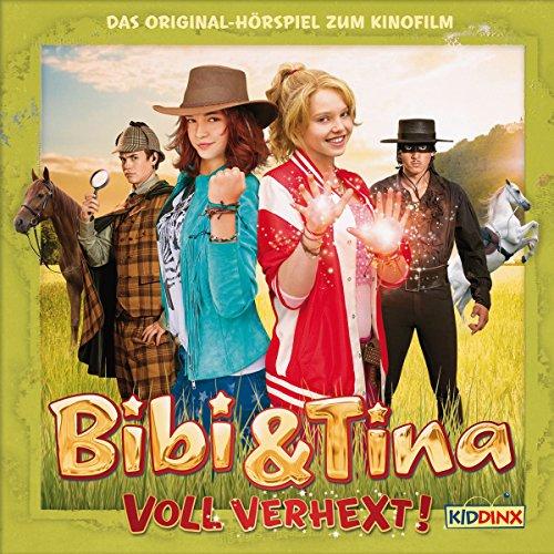 Voll verhext (Bibi & Tina - Das Original-Hörspiel zum Film 2) Titelbild