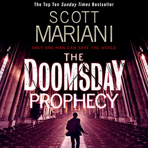 The Doomsday Prophecy audiobook cover art