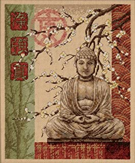 buddha cross stitch pattern