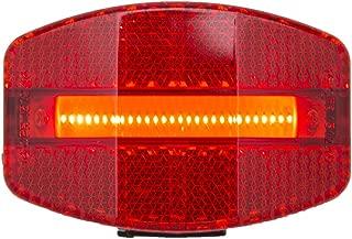 Planet Bike Grateful Red USB Bike Tail Light, Red/Black