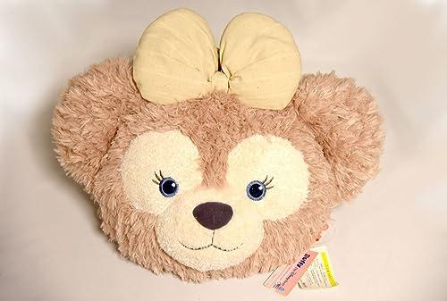[Tokyo Disney Sea Sherry Mae Plush Cushion] TDS ShellieMay Plush Face Cushion (japan import)