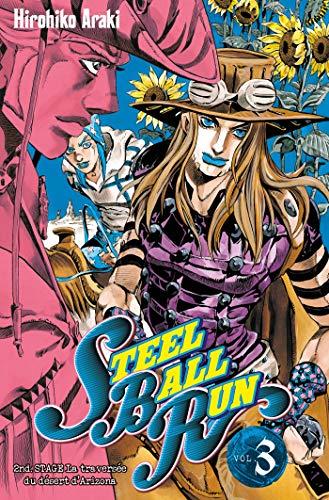 Steel Ball Run Tome 3