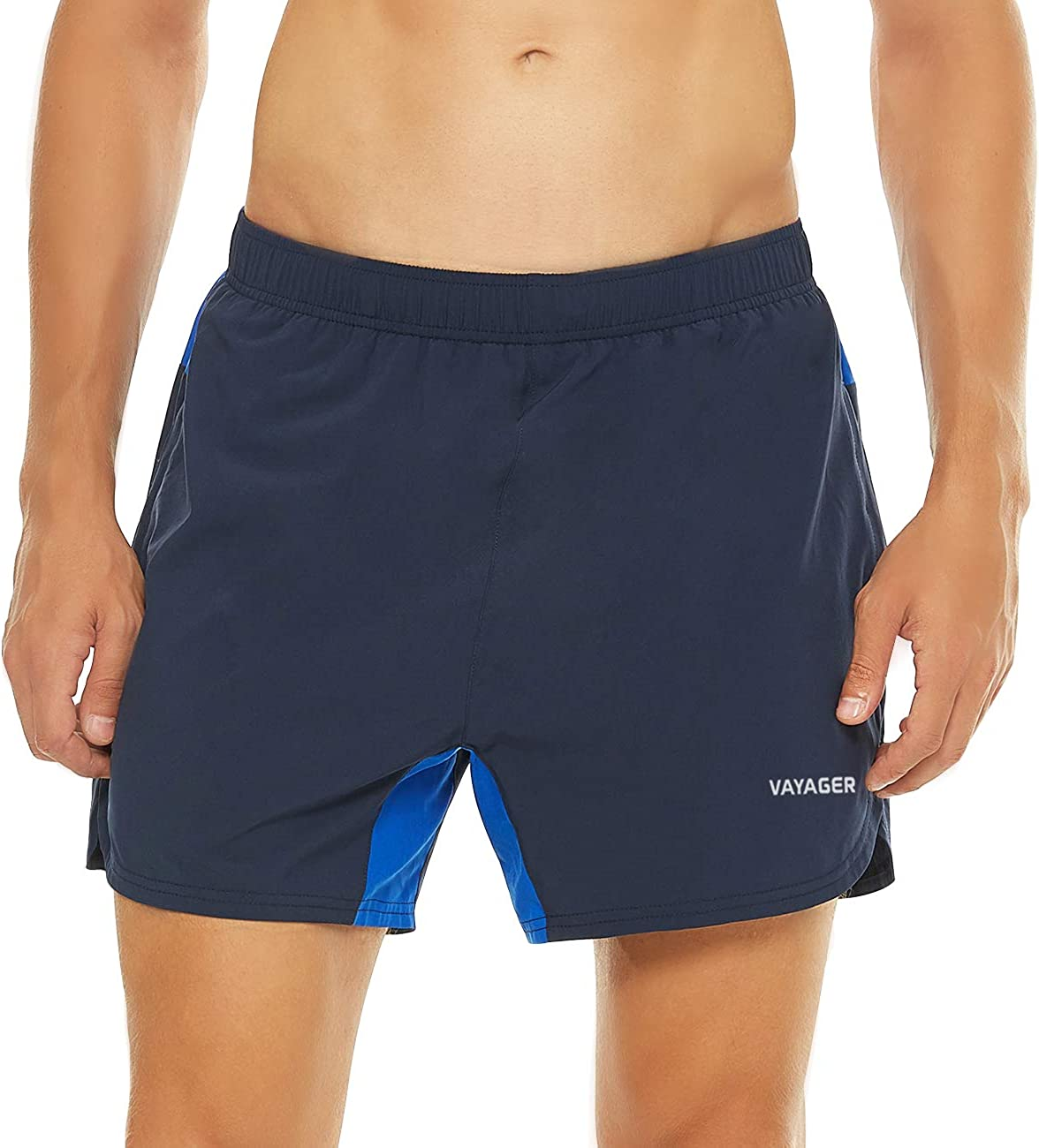 Cheap bargain VAYAGER Los Angeles Mall Men's 5 Inch Running Quick Athletic Drying Shorts Workou