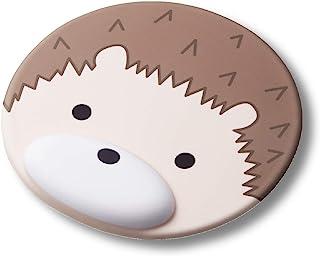 エレコム マウスパッド かわいい リストレスト付き 「MOCHIMAL」 ハリネズミ MP-AN01HED