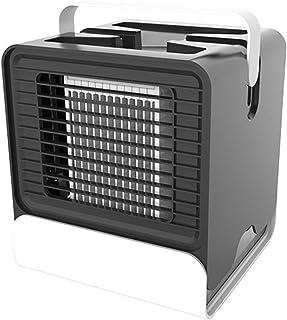AnamSafdarButt59 Anion Spade A Mini Cooler Mini acondicionador de Aire portátil Artic Air Cooler Ventilador de enfriamiento Personal Ventilador de enfriamiento de Aire