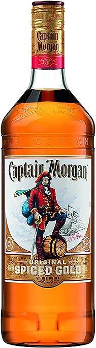 Captain Morgan Spice Gold Ron - 1000 ml