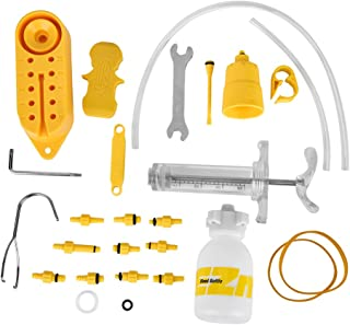 Kit de Frenos de Disco hidráulico de Bicicleta de MTB Hidráulica Juego de Herramientas de Bicicleta Juego de Herramientas de reparación de Purga de Aceite Mineral para Shimano Magura Tektro