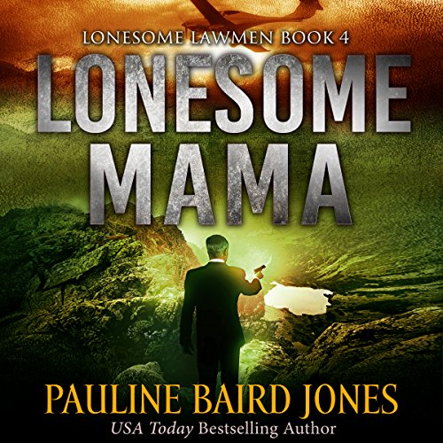 Lonesome Mama audiobook cover art