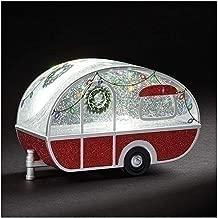 a christmas snow trailer