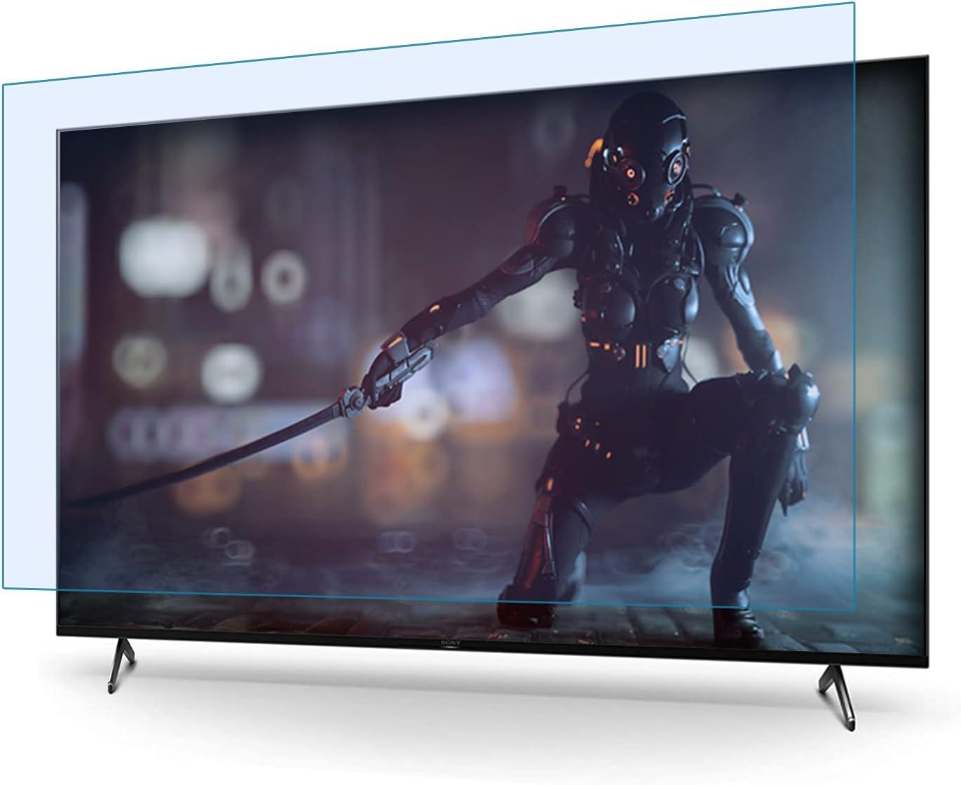 Anti-Glare TV Screen Protector Filter Scratc Anti Out Light Blue Alternative dealer 25% OFF