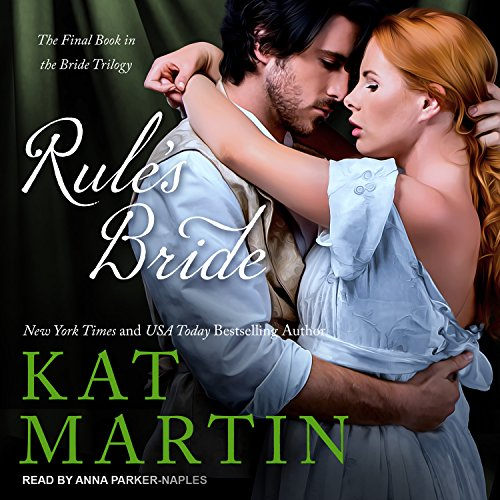 Rule's Bride audiobook cover art