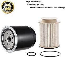 68157291AA Fuel Filter Water Separator set for Dodge Ram 6.7L 2500 3500 4500 5500 6.7L Cummins Turbo Diesel Engines 68197867AA 68157291AA