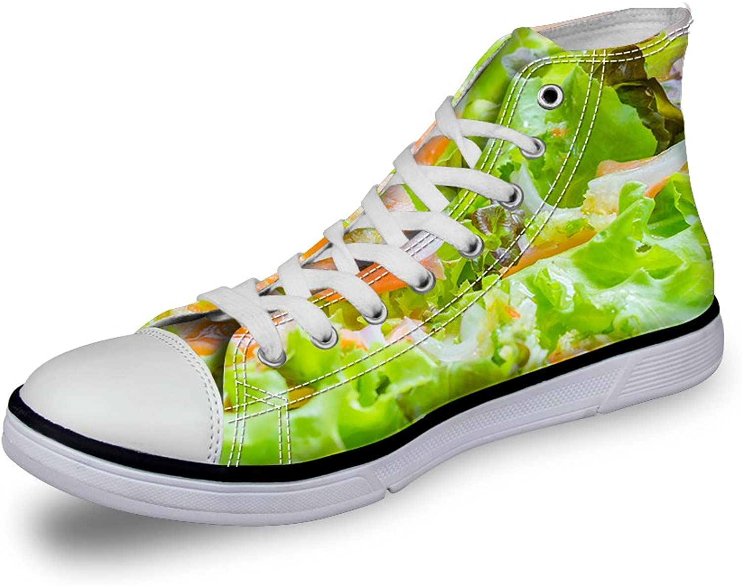 Frestree Vintage High Top Sneakers for Women High Top Lace Casual shoes