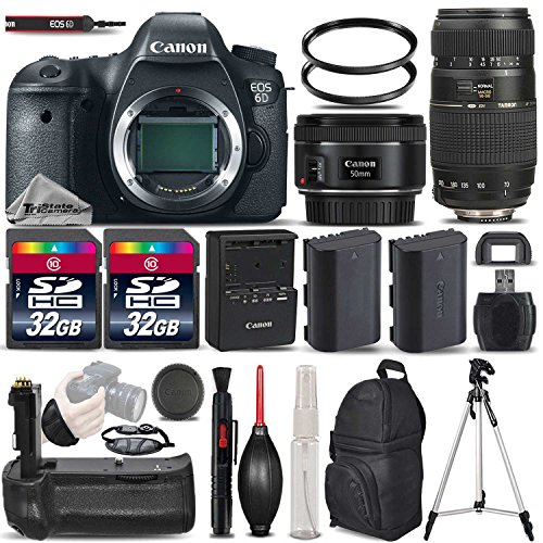 Canon EOS 6D - Bundle 1