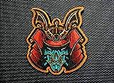Premium Embroidered Samurai...image