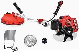 Aimex Brush Cutter, Grass Cutter for Brush Trimming 52CC, 2 Stroke