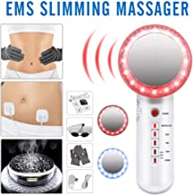 Fat Remover Machine 6 in 1 EMS Weight Loss Machine for Stomach Arm Leg Skin Care Beauty Device with EMS Pads MEILYLA