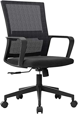 Amazon.com: Steelcase Think 3D Mesh Fabric Chair, Licorice ...
