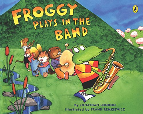 Froggy Plays in the Bandの詳細を見る