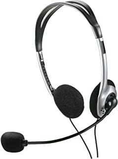 Fone De Ouvido Com Microfone Headphone Preto, Multilaser, PH002