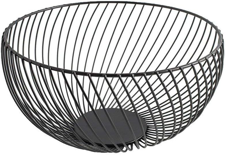 Fruit Washington Mall Bowls Fashionable Tray,Modern Wire Storage Countertop