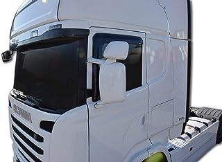 Suchergebnis Auf Für Scania Windabweiser Autozubehör Auto Motorrad