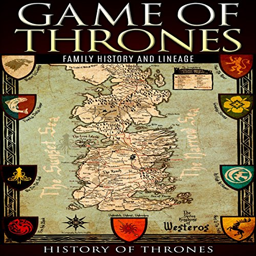 Game of Thrones cover art
