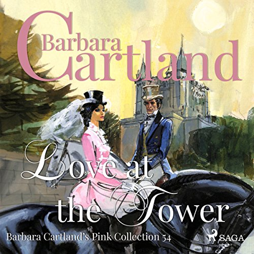 Love at the Tower audiobook cover art