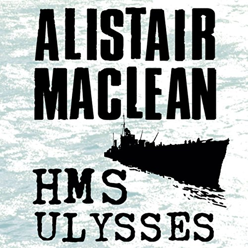 HMS Ulysses audiobook cover art