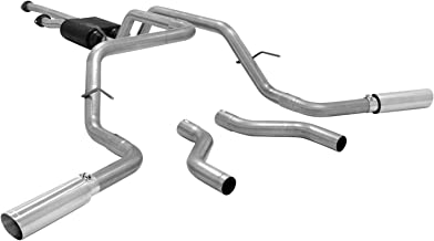 dual exhaust kits for toyota tundra