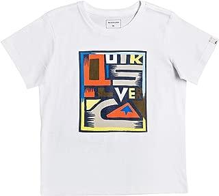 Quiksilver Jumbled Up Kids Short Sleeve T-Shirt