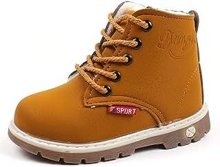 Botas Niño Invierno Amlaiworld Botas de Chicos Chicas Sneaker Patucos Zapatillas Calientes de Bebé niños niñas