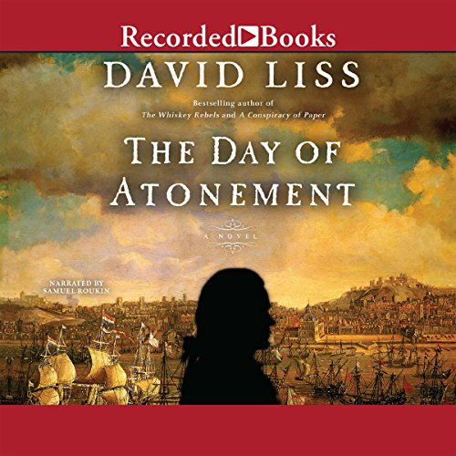 The Day of Atonement audiobook cover art